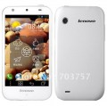 "Lenovo LePhone S680 - смартфон, Android 4.0.3, Qualcomm Snapdragon MSM7227A (1GHz), 4.3"" IPS, 1GB RAM, 4GB ROM, 3G, Wi-Fi, Bluetooth, GPS, 5MP задняя камера, 0.3MP фронтальная камера"