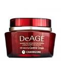 Антивозрастной крем на основе красного вина DeAge