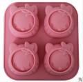 Силиконовая форма для выпечки Hello Kitty