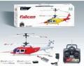 QS 5887 Falcon - радиоуправляемый вертолет с гироскопом, 41 см