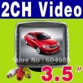 """LS-350C - Автомобильный монитор 3.5"""" TFT LCD"""