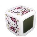 Часы-будильник Hello Kitty