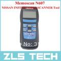 Memoscan N607 - считыватель кодов для автомобилей NISSAN, INFINITI