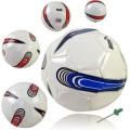 Футбольный мяч + иголка для накачивания