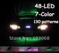 Светодиодная панель освещения, 7-Цветов, LED, водонепроницаемая