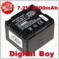 CGA-DU14 - аккумулятор 2000 мАч для Panasonic DU06 DU07 NV-GS10