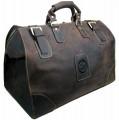 Мужской портфель - сумка для багажа из НАТУРАЛЬНОЙ КОЖИ 8151