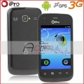 "iPort i9350 - смартфон, Android 2.3.5, MTK6573, 3.5"" TFT LCD, 3G, Wi-Fi, Bluetooth, TV, GPS"