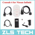 Consult 4 - диагностический инструмент для автомобилей Nissan, Infiniti и новейших моделей Renault