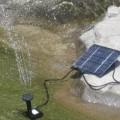 Фонтан на солнечной батарее H4009