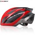 INBIKE - шлем для велоспорта, доступно 4 цвета Синий / Красный / Серый / Белый
