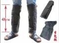 Мотоциклетные защитные и утепленные накладки для ног до колена