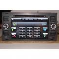 Мультимедийная система GPS навигации с функцией воспроизведения  DVD для автомобилей Форд модельного ряда Focus Mondeo S-max C-max Fiesta Galaxy Transit Kuga
