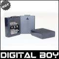 CGA-S002 - 3 аккумулятора Li-ion 800 мАч для Panasonic DMC-FZ1 DMC-FZ10 DMC-FZ10EG-K