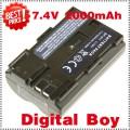 BP-511 - батарея LI-ION 2000 мАч для камер Canon BP511 EOS10D 20D 20Da 300D 30D 5D 60D