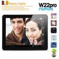 "Ramos W22pro - планшетный компьютер, Android 4.0, Amlogic 1.5 GHz, 9.7"" IPS, 1GB RAM, 16/32GB ROM, Wi-Fi, HDMI, задняя камера 2.0МП, фронтальная камера 0.3МП"