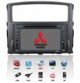 Автомобильный DVD плеер для  Mitsubishi Pajero с GPS навигацией, радио, 7'' HD ЖК-дисплей, Bluetooth, 2 GB SD Card