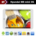 "Hyundai M8 3G mini pad - Планшетный компьютер, Android 4.2, MTK8389 Quad Core 1.2GHz, 7.85"", 1GB RAM, 8GB ROM, GSM, 3G, HDMI, Wi-Fi, Bluetooth, основная камера 5.0Mpix"