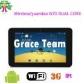 "Yuandao Window N70 - планшетный компьютер, Android 4.0.4, 7"" IPS, Rockchip RK3066 (1.6GHz), 1GB RAM, 16GB ROM, Wi-Fi, HDMI, 0.3MP фронтальная камера"