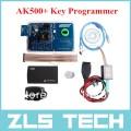 AK500+ - программатор ключей для автомобилей Mercedes Benz; работа с системами EIS, SKC