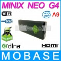 MINIX NEO G4 -ТВ-приемник, Android, WiFi, медиаплеер, Android 4.0,USB, HDMI