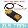 J2534 Pass-Thru - универсальный диагностический инструмент для использования с компьютером
