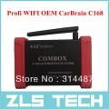 CarBrain C168 - сканер, стандарт OBD2, WI-FI