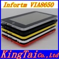 "EKEN M-009F - планшетный компьютер, Android 2.3.5, 7"" TFT LCD, InfoTM iMAPx220 (1GHz), 256MB RAM, 4GB ROM, Wi-Fi, 1.3MP фронтальная камера"