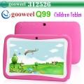 "Gooweel Q99 - планшетный компьютер, Android 4.1, Allwinner A13 1.0GHz, 7.0"", 512МБ RAM, 4GB ROM, поддержка карт microSD, Wi-Fi, OTG, фронтальная камера 0.3МП"