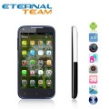"Amoi N818 - смартфон, Android 4.0.4, MTK6577 (2x1.2GHz), qHD 4.5"" TFT LCD, 512MB RAM, 4GB ROM, 3G, Wi-Fi, Bluetooth, GPS, 5MP задняя камера, 2MP фронтальная камера"