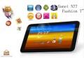 "Sanei N77 Fashion - планшетный компьютер, Android 4.0.3, TFT LCD 7"", 1.2GHz, 512MB RAM, 8GB ROM, Wi-Fi, 0.3MP фронтальная камера"