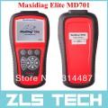 Maxidiag Elite MD701 - многофункциональный инструмент для диагностики авто с функцией Data Stream для всех обновлений системы Интернет
