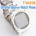 "TW810 - телефон-часы, 1.6"" QVGA, поддержка карт microSD, GSM, WAP, USB, FM радио, Bluetooth, основная камера 1.3МП"