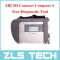 MB SD Connect Compact 4 - диагностический прибор без жесткого диска
