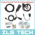 Lexia-3 Lexia3 V47 для Сitroen/Peugeot - диагностический комплект