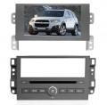 Автомагнитола - GPS, DVD плеер, 3G, USB для Chevrolet Captiva 2012