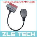 Lexia-3 - 30-контактный кабель для диагностики автомобилей Citroen