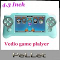 """Pellet P7100 - Портативная игровая консоль, 4.3"""", 4GB, MP4, TV"""