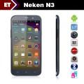 """Neken N3 - смартфон, Android 4.1, MTK6589 Quad Core 1.2GHz, 5.7"""" IPS 720Р, 2 SIM-карты, 1ГБ RAM, 4ГБ ROM, поддержка карт microSD, WCDMA/GSM, Wi-Fi, Bluetooth, GPS, FM-радио, основная камера 8МП и фронтальная камера 2МП"""