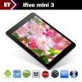 "Ifive Mini 3 - Планшетный компьютер, Android 4.2.2, RK3188 Quad Core 1.6GHz, 7.85"", 1GB RAM, 16GB ROM, WIFI, Bluetooth, основная камера 5.0Mpix"