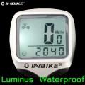Спидометр/одометр /тахометр для велосипеда + подсветка + влагозащитное исполнение