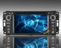СANBUS - Автомагнитола, DVD для Jeep Wrangler, Commander, Compass, Grand Cherokee и Dodge Journey, Chrysler Sebring