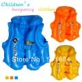 Детский спасательный жилет, Желтый / Синий / Оранжевый