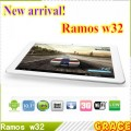 "Ramos W32 - планшетный компьютер, Android 4.0.4, HD 10.1"" IPS, Intel Atom Z2460 x86 Medfield (1.6GHz), 1GB RAM, 16GB ROM, Wi-Fi, Bluetooth, 1.3MP фронтальная камера"