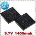 CGA-S008 - 2 аккумулятора  Li-ion 1400 мАч для Panasonic DMC-FX500 FX35 FX36