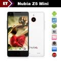 "Nubia Z5 Mini - Смартфон, Android 4.2, Snapdragon APQ8064 1.5GHz, 4.7"", 2GB RAM, 16GB ROM, GSM, 3G, GPS, Wi-Fi, Bluetooth, основная камера 13.0Mp"