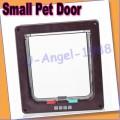 Откидная заслонка для кошки и собаки, с запиранием, 18 x 19см