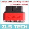 Launch X431 iDiag - автосканер, IPAD, IPhone
