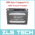 MB Star Compact C4 - диагностический инструмент для автомобилей Mersedes Benz