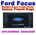 Автомобильный DVD для FORD FOCUS 2004-2007 KUGA GALAXY FIESTA